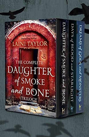 Daughter Of Smoke And Bone Pdf