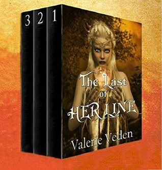 The Last of Her Line (YA Fantasy Romance): Boxed Set