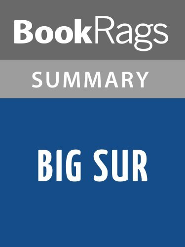 Big Sur by Jack Kerouac | Summary & Study Guide