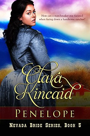 Penelope (The Nevada Brides, #5)