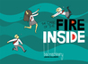 The Case of the Fire Inside (Bad Machinery, #5)