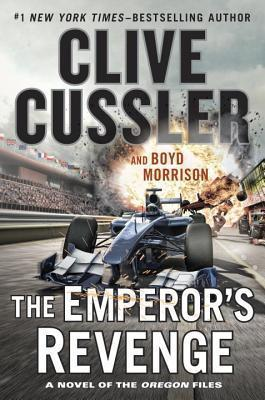 The Emperors Revenge(The Oregon Files 11) - Clive Cussler
