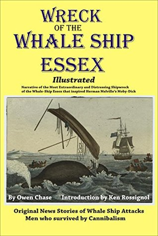 Wreck of the Whale Ship Essex
