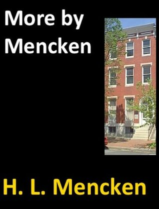 More by Mencken (Baltimore Authors Book 9)