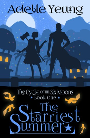 The Starriest Summer (The Cycle of the Six Moons, #1)