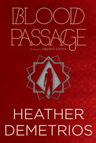 Blood Passage by Heather Demetrios thumbnail