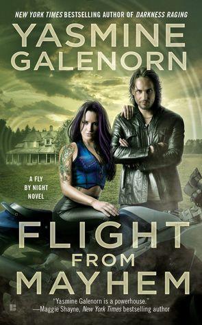 Ebook Flight from Mayhem by Yasmine Galenorn TXT!