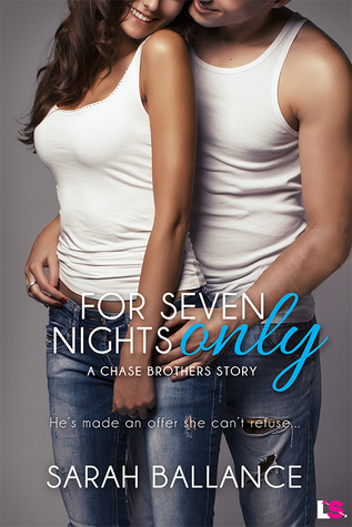 For Seven Nights Only(Chase Brothers  2)