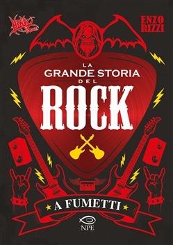 Heavy Bone: La grande storia del rock a fumetti