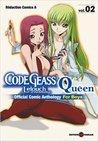 Code Geass Lelouch Of The Rebellion, Queen:Vol. 02.Histoires Courtes Pour Garçons