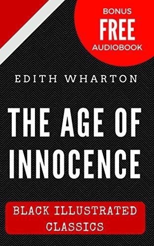 The Age of Innocence: Black Illustrated Classics