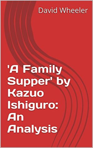 ishiguro a family supper