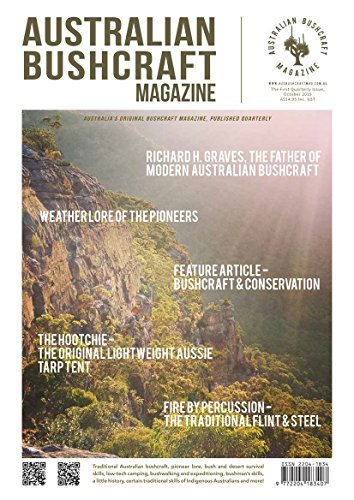 Australian Bushcraft Magazine: October 2015