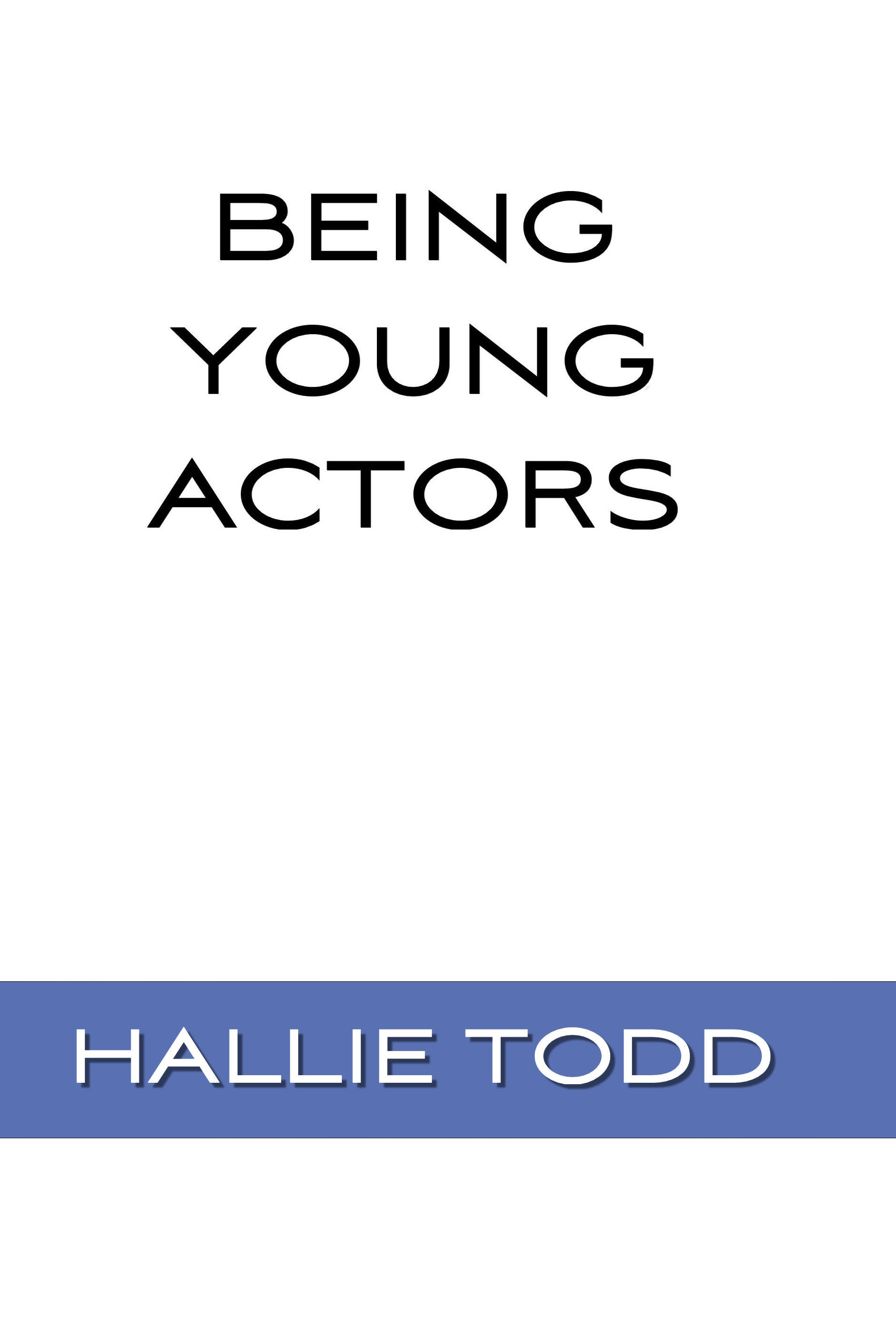 Being Young Actors