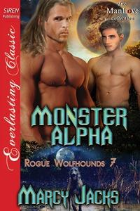 Monster Alpha (Rogue Wolfhounds, #7)