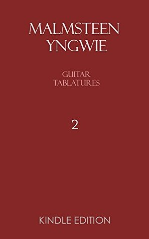Malmsteen Yngwie Guitar Tablatures Vol.2
