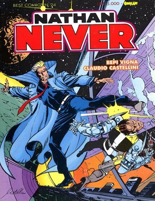 Nathan Never Luna/Talia (Best Comics nº 24)