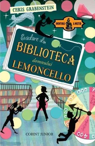 Evadare din biblioteca domnului Lemoncello(Mr. Lemoncellos Library 1)