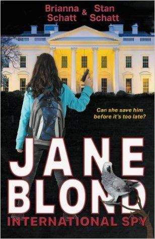 Jane Blond, International Spy