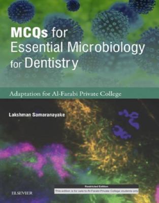 McQs for Essential Microbiology for Dentistry E-Book