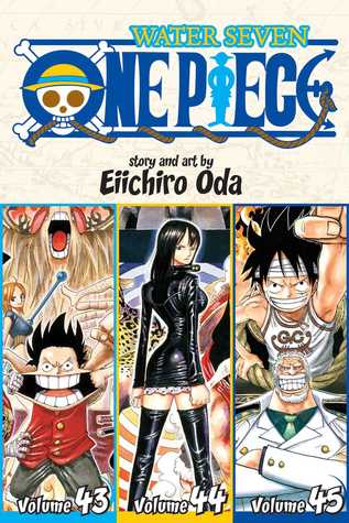 One Piece Enies Lobby 43 44 45 Vol 15 By Eiichiro Oda