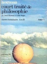 Nouveau court traité de philosophie