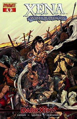 Xena: Warrior Princess - Dark Xena #4 (Xena: Warrior Princess - Dark Xena Vol. 1)