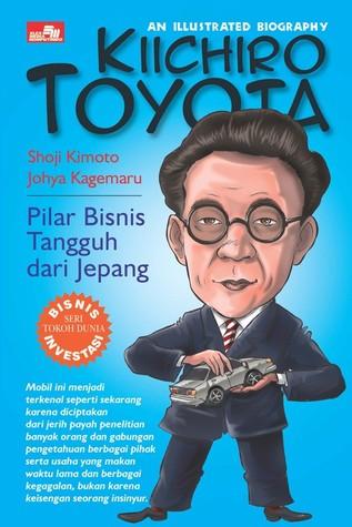 Kiichiro Toyota by Shoji Kimoto
