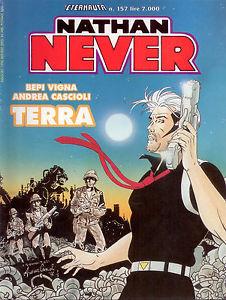 Nathan Never - Terra (L'Eternauta nº 157)
