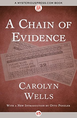 A Chain of Evidence (Fleming Stone #3)