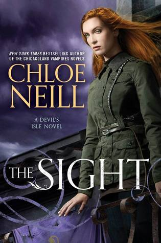The Sight (Devil's Isle, #2)