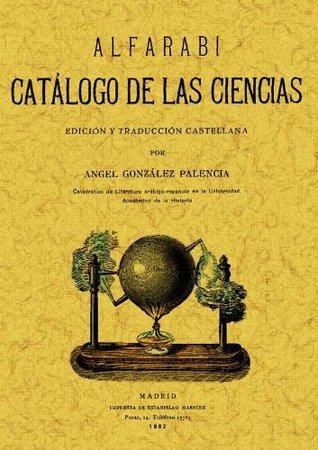 ALFARABI. CATALOGO DE LAS CIENCIAS