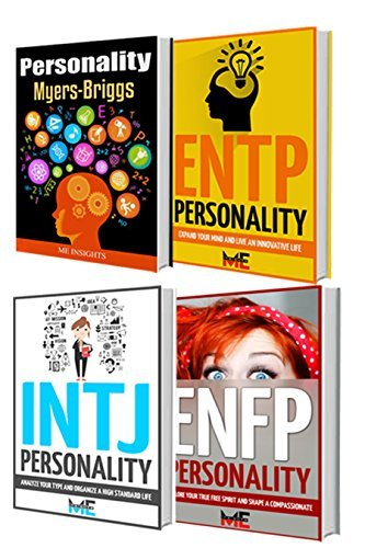 Personality: Box Set: INFJ - ENFP - INTJ - ENTP: