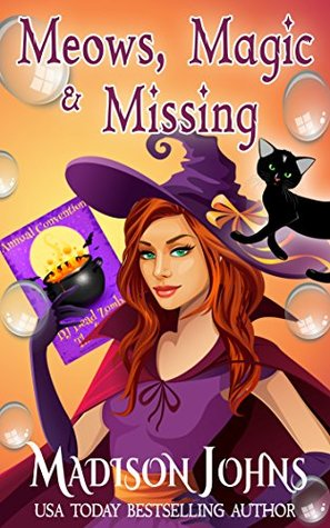 Meows, Magic & Missing (Lake Forest Witches #3)