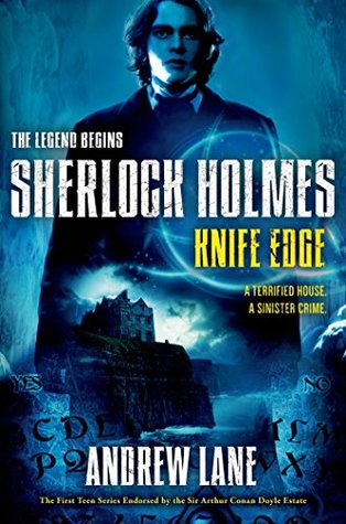 Knife Edge book cover