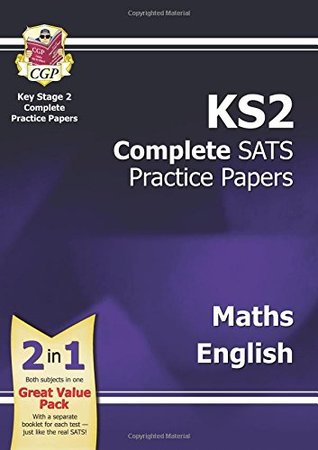 New KS2 Maths and English SATS Practice Papers Pack - for the 2016 SATS and Beyond