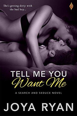Tell Me You Want Me by Joya Ryan