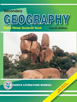KLB Geography: SHS; Form 3