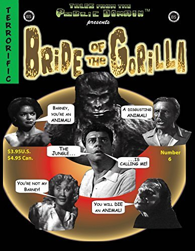 Bride of the Gorilla (Tales from the Public Domain Book 6)