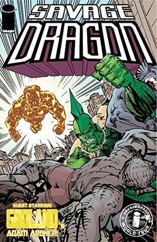 Savage Dragon #138