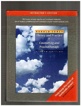Theory and Practice of Counseling and Psychotherapy Instructor-edition (2009 Copy)