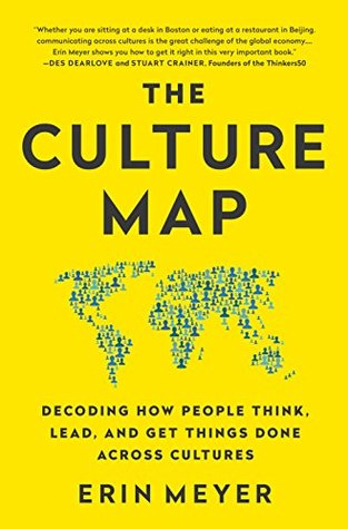 The Culture Map (INTL ED) by Erin Meyer