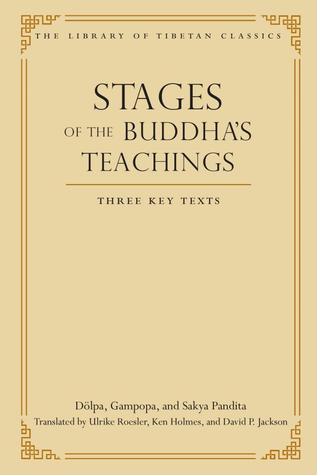 Stages of the Buddha's Teachings: Three Key Texts