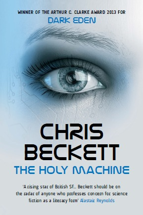 Ebook The Holy Machine by Chris Beckett DOC!
