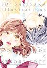 Io Sakisaka Illustrations. Aoha Ride Y Strobe Edge by Io Sakisaka