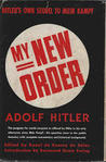 My New Order by Adolf Hitler
