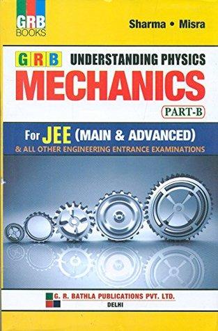 GRB Understanding Physics Mechanics Part - B for JEEE