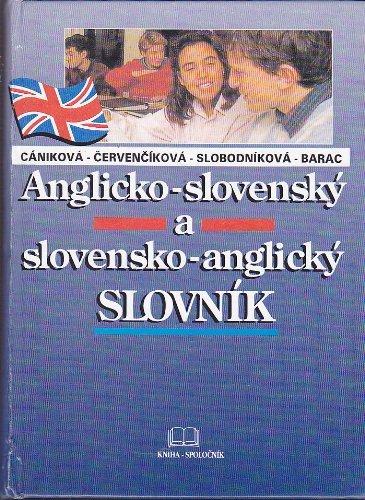 English-Slovak and Slovak-English Dictionary