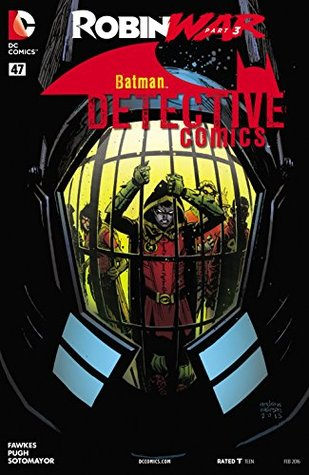 Batman Detective Comics #47