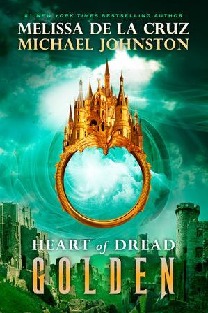 Golden (Heart of Dread, #3)